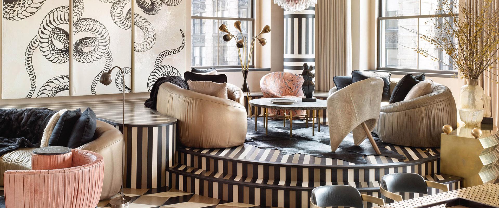 Maximalist Decor When Furniture Should Go Big Lovethesign