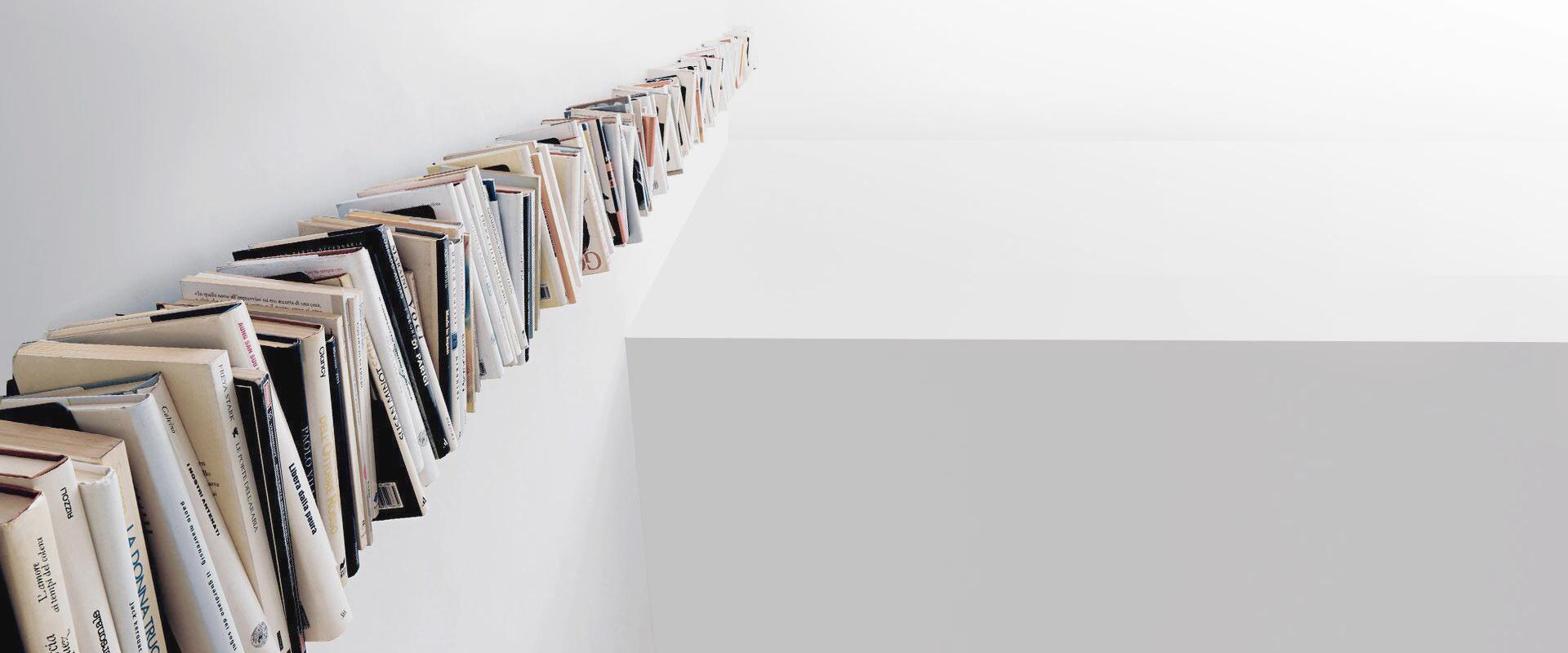 Libreria Verticale In Metallo.Opinion Ciatti Molto Piu Di Una Libreria Verticale Lovethesign